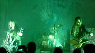 Carcass - Cadaver Pouch Conveyor System (Live in Athens 2015)