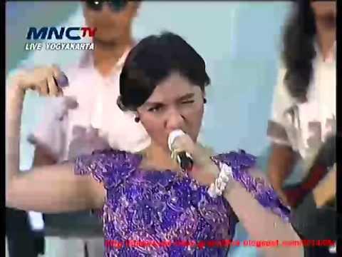 Vicky Shu - Pokoke Joget @Festival MNCTV 3/5/2014