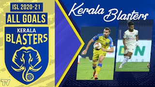 ISL 2020-21 All Goals: Kerala Blasters FC ft. Gary Hooper, Rahul KP & Jordan Murray