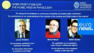 Live | Nobel Prize in physics announced