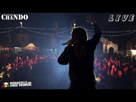 Dactah Chando - Live @ Reggae Can Festival 2017 [Official Concert Video 2017]