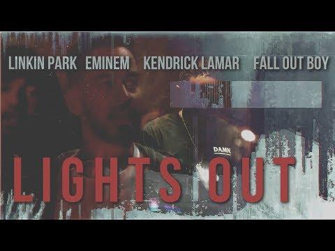 Linkin Park, Eminem, Kendrick Lamar & Fall Out Boy - Lights Out (Video)