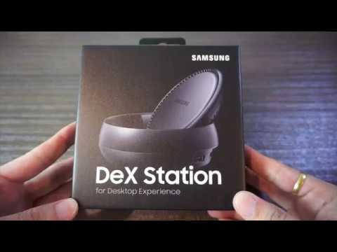 samsung dex station unboxing & testing三星DEX工作行動站 ...