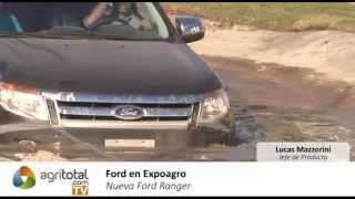 Ford Ranger Off-Road Tests and In The Real