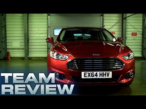 Ford Mondeo Team Review Fifth Gear