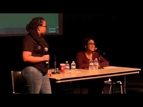 #Blacklivesmatter Activists - Mara & Marissa at Seattle Central College