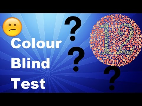 92% Of You Can See All The Number (Colour Blind Test)