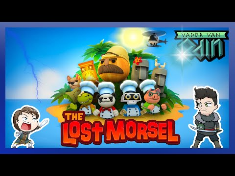 Overcooked - The Lost Morsel DLC |