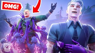 DO WHAT SHADOW MIDAS SAYS... or DIE! (Fortnite Simon Says)