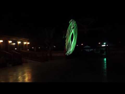 Tareq Alsaadi rc helicopter  Night Magic blades and HW esc المروحة السحرية طارق السعدي