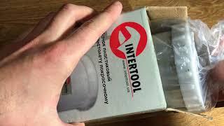 Бачок пластиковый для краскопульта 600 мл INTERTOOL PT-1901 Обзор после использования