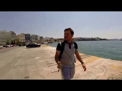 Exploring Piraeus, No1 passenger port of Europe