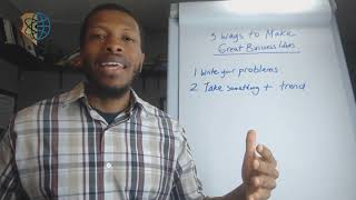 3 Ways to have a Greate Business Ideas for Entrepenur
