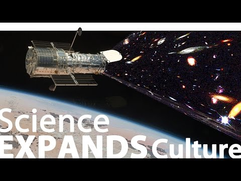 Hubble Scientist Mario Livio: Science Expands Culture