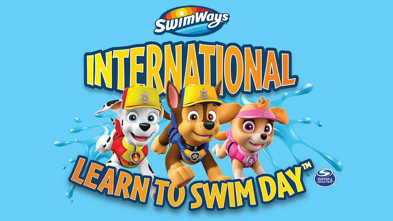 Download PAW Patrol - International Learn To Swim Day - Rescue Episode! - PAW Patrol Official & Friends