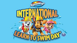 PAW Patrol | International Learn To Swim Day | Rescue Episode! | PAW Patrol Official \u0026 Friends