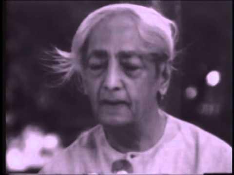J. Krishnamurti - Madras (Chennai) 1979 - Public Talk 6 - The movement of meditation