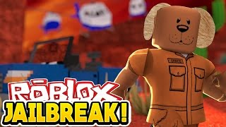 ROBLOX - JAILBREAK (Beta) -THE GREAT BABY PRISON ESCAPE 2 - Little Club Baby Max Gameplay