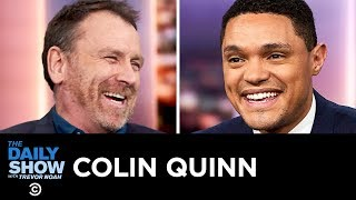 "Colin Quinn - Calling for the Breakup of America in ""Red State Blue State"" 