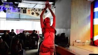 APRIL ROSE : THE MOVIE(2014) - RAQSEXPERIMENT - BANJARA SCHOOL OF DANCE