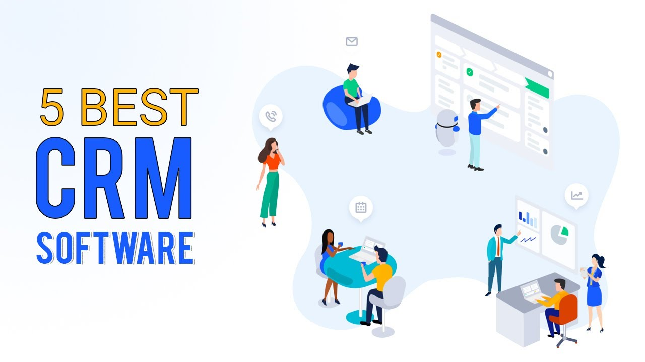 Best Crm For Small Business 2020.5 Best Crm Software For Small Business The Best Crm In 2020