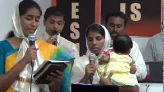 Jesus Family Church, Jersey City, NJ - Manavalan Karthar Yesu Varukinrarae
