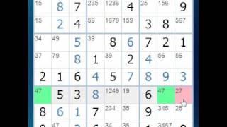 Baixar Sudoku Tutorial 2 - Naked Pairs