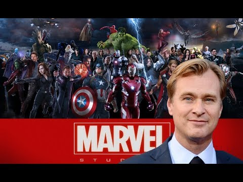 Christopher Nolan Talks About MCU & Matt Reeves