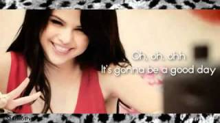 Selena Gomez - Intuition [LYRICS] {New song 2011}.flv