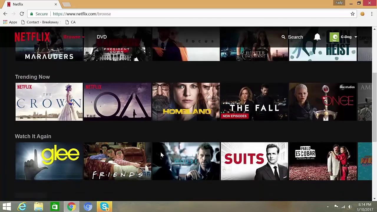 HOW TO GET FREE NETFLIX 2017 MARCH 26, ON PC/PS4 EXPLAINED!!!