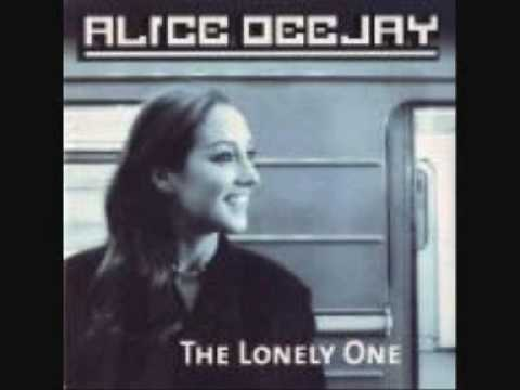 Alice Deejay - The Lonely One (XXL remix)