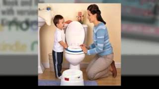 Potty Training in 3 Days: Potty Chair History
