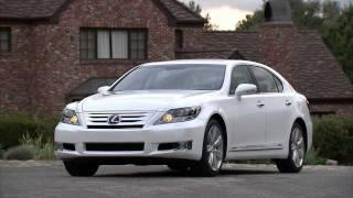 2012 Lexus LS 600h L