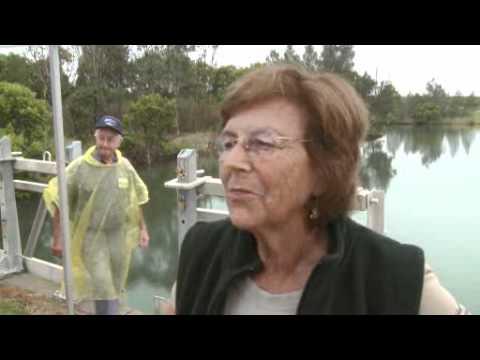 Returning the tide to Hexham Swamp - Ann Lindsey
