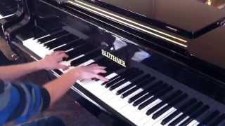 Носа носа на рояле))