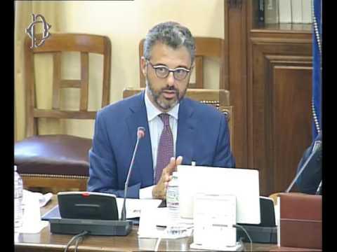 Roma - Spazio cibernetico, audizione Agenzia Italia Digitale (15.06.16)