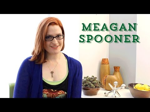 Epic Author Facts: Meagan Spooner | Hunted