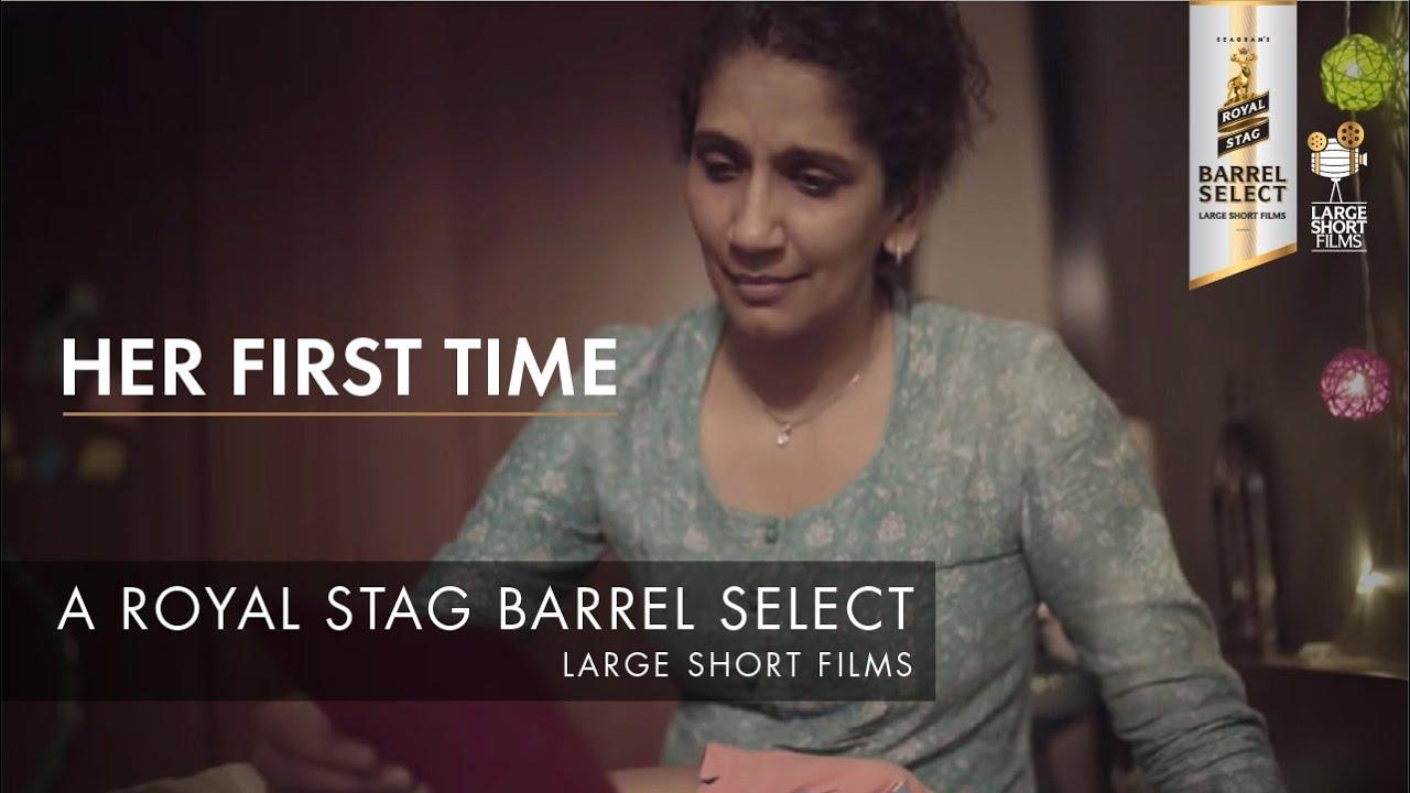 TRAILER I HER FIRST TIME I DIVYA UNNY I ROYAL STAG BARREL SELECT LARGE SHORT FILMS