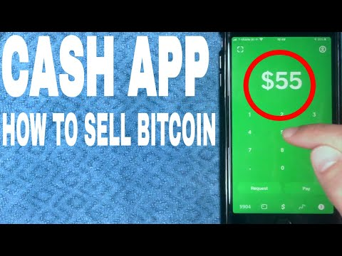 ✅  How To Sell Bitcoin On Cash App 🔴