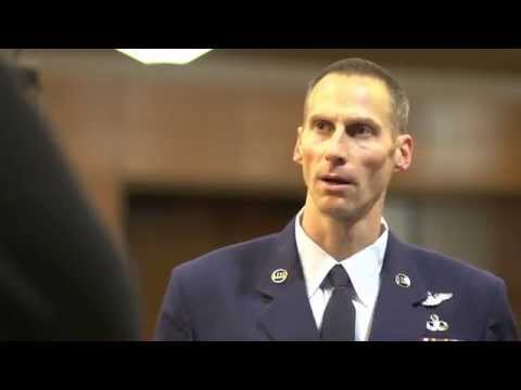 Air Force MSgt. Roger Sparks - Silver Star Recipient