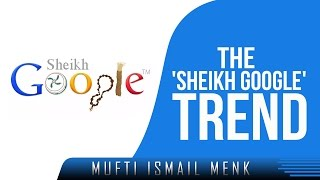 The 'Sheikh Google' Trend ᴴᴰ ┇ Amazing Reminder ┇ by Mufti Ismail Menk ┇ TDR Production ┇