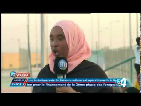 Télé Djibouti Chaine Youtube : JT Somali du 08/01/2018