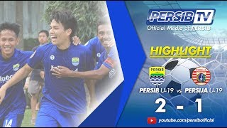 Download Video [Highlight] PERSIB U-19 (2) vs (1) Persija U-19 Liga 1 U-19 2017 MP3 3GP MP4
