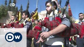 استعدادات عيد الميلاد في الأراضي الفلسطينية | الأخبار