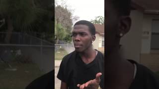 Dude rapping about past life Video