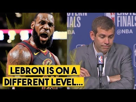 'People Have To Understand LeBron Is On A DIFFERENT LEVEL...'- ECF G7 Emotional Postgame Highlights!