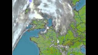 big haarp ore radar ring appear over ierland europa 1 04 2011