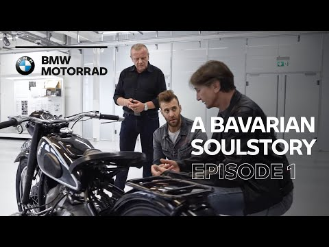 A Bavarian Soulstory - Episode 1: The roots of the R 18