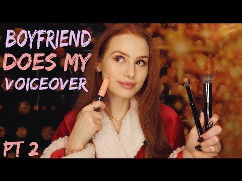 BOYFRIEND DOES MY VOICEOVER PT. 2 | Madelaine Petsch