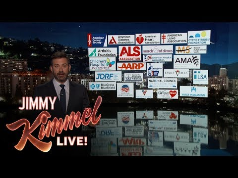 Thumbnail: Round 3 of Jimmy Kimmel's Health Care Battle